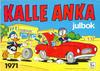 Cover for Kalle Anka [julbok] (Semic, 1964 series) #1971