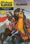 Cover for Illustrerade klassiker (Williams Förlags AB, 1965 series) #16 [HBN 165] (4:e upplagan) - Talismanen