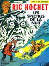 Cover for Ric Hochet (Le Lombard, 1963 series) #12 - Les spectres de la nuit