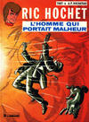 Cover for Ric Hochet (Le Lombard, 1963 series) #20 - L'homme qui portait malheur