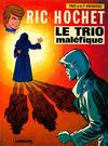 Cover for Ric Hochet (Le Lombard, 1963 series) #21 - Le trio maléfique