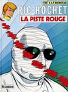 Cover for Ric Hochet (Le Lombard, 1963 series) #24 - La piste rouge