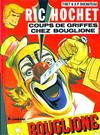 Cover for Ric Hochet (Le Lombard, 1963 series) #25 - Coups de griffes chez Bouglione