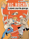 Cover for Ric Hochet (Le Lombard, 1963 series) #27 - L'épée sur la gorge
