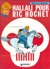 Cover for Ric Hochet (Le Lombard, 1963 series) #28 - Hallali pour Ric Hochet