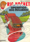 Cover for Ric Hochet (Le Lombard, 1963 series) #29 - Opération 100 milliards