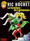 Cover for Ric Hochet (Le Lombard, 1963 series) #30 - Le fantôme de l'alchimiste