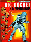 Cover for Ric Hochet (Le Lombard, 1963 series) #31 - K.O. en 9 rounds