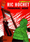 Cover for Ric Hochet (Le Lombard, 1963 series) #32 - Le tribunal noir