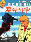 Cover for Ric Hochet (Le Lombard, 1963 series) #36 - La fleche de sang
