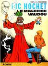 Cover for Ric Hochet (Le Lombard, 1963 series) #37 - Le maléfice vaudou