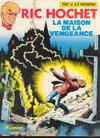 Cover for Ric Hochet (Le Lombard, 1963 series) #41 - La maison de la vengeance