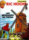 Cover for Ric Hochet (Le Lombard, 1963 series) #43 - Les messagers du trépas