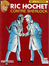 Cover for Ric Hochet (Le Lombard, 1963 series) #44 - Ric Hochet contre Sherlock