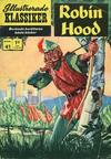 Cover for Illustrerade klassiker (Williams Förlags AB, 1965 series) #41 - Robin Hood