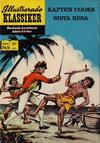 Cover for Illustrerade klassiker (Williams Förlags AB, 1965 series) #165 - Kapten Cooks sista resa