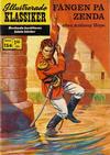 Cover for Illustrerade klassiker (Williams Förlags AB, 1965 series) #154 - Fången på Zenda