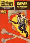 Cover for Illustrerade klassiker (Williams Förlags AB, 1965 series) #145 - Kaparkaptenen