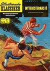 Cover for Illustrerade klassiker (Williams Förlags AB, 1965 series) #142 - Myteristerna ö