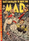 Cover for Mad (Superior Publishers Limited, 1952 series) #2