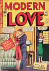 Cover for Modern Love (Superior Publishers Limited, 1949 series) #1