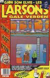 Cover for Larsons gale verden (Bladkompaniet / Schibsted, 1992 series) #11/1996