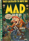 Cover for Mad (Superior Publishers Limited, 1952 series) #5