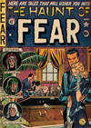 Cover for Haunt of Fear (Superior Publishers Limited, 1950 series) #6