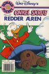 Cover for Donald Pocket (Hjemmet / Egmont, 1968 series) #12 - Onkel Skrue redder æren [4. opplag Reutsendelse 391 01]
