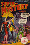 Cover for Super-Mystery Comics (Ace International, 1948 ? series) #v7#6