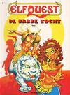 Cover for ElfQuest (Arboris, 1983 series) #2 [Derde, herziene druk] - De barre tocht