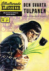 Cover for Illustrerade klassiker (Williams Förlags AB, 1965 series) #53 - Den svarta tulpanen