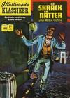 Cover for Illustrerade klassiker (Williams Förlags AB, 1965 series) #149 - Skräcknätter