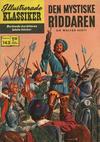 Cover for Illustrerade klassiker (Williams Förlags AB, 1965 series) #143 - Den mystiske riddaren