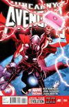 Cover for Uncanny Avengers (Marvel, 2012 series) #4