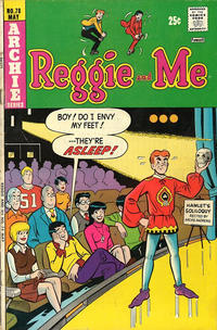 Cover Thumbnail for Reggie and Me (Archie, 1966 series) #78
