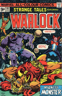 Cover for Strange Tales (Marvel, 1973 series) #181 [Regular Edition]
