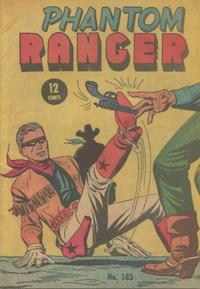 Cover Thumbnail for The Phantom Ranger (Frew Publications, 1948 series) #183