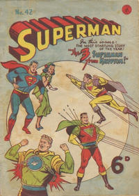Cover Thumbnail for Superman (K. G. Murray, 1947 series) #42