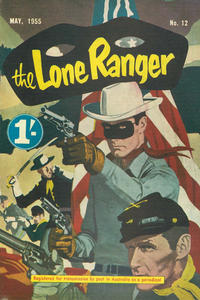Cover Thumbnail for The Lone Ranger (Consolidated Press, 1954 series) #12