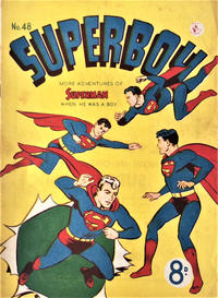 Cover Thumbnail for Superboy (K. G. Murray, 1949 series) #48