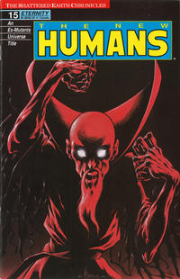 Cover Thumbnail for The New Humans (Malibu, 1987 series) #15