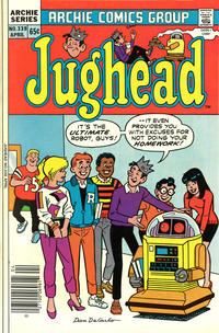 Cover Thumbnail for Jughead (Archie, 1965 series) #339