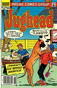 Cover Thumbnail for Jughead (Archie, 1965 series) #340
