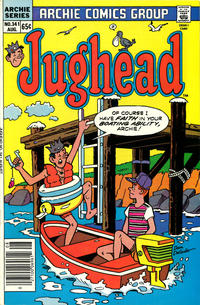 Cover Thumbnail for Jughead (Archie, 1965 series) #341