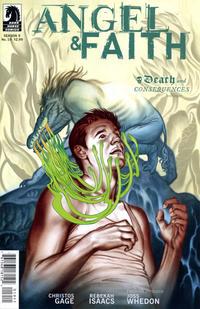 Cover Thumbnail for Angel & Faith (Dark Horse, 2011 series) #19 [Steve Morris Cover]