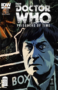 Cover Thumbnail for Doctor Who: Prisoners of Time (IDW, 2013 series) #2