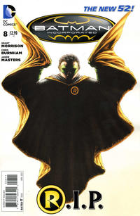 Cover Thumbnail for Batman Incorporated (DC, 2012 series) #8