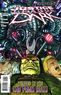 Cover Thumbnail for Justice League Dark (DC, 2011 series) #17
