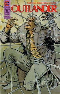 Cover Thumbnail for Outlander (Malibu, 1987 series) #6